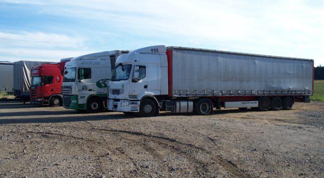 trasporto merci in repubblica ceca