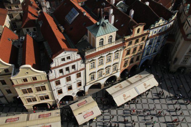 Affitti a Praga