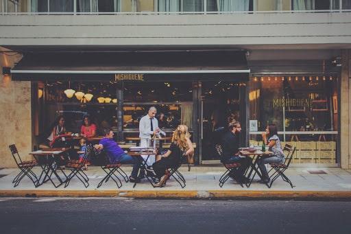 Apertura dei ristoranti