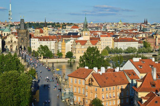 Case in Repubblica Ceca